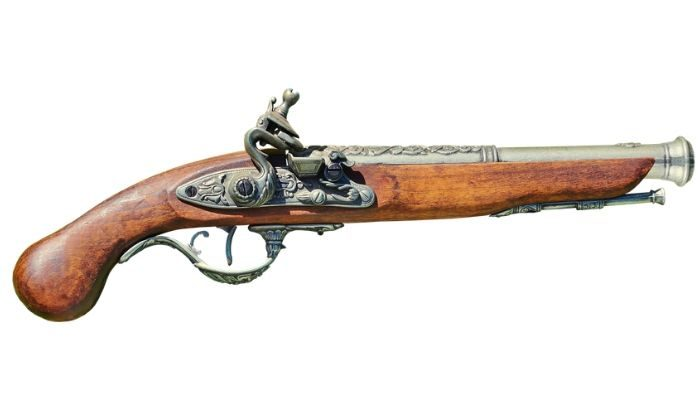 Which Part Of A Modern Firearm has the Same Function As The Lock On a Muzzleloader
